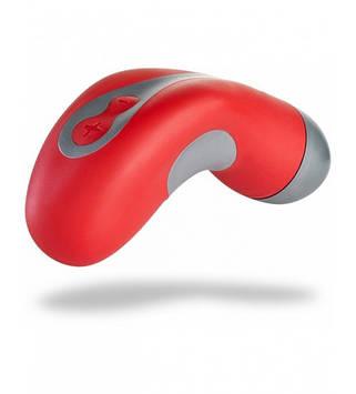 Вибратор  для эротического массажа клитора Fun Factory LAYASPOT красный