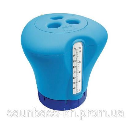 Kokido Дозатор Kokido K619BU (табл. 75 мм) синий с термометром