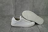 Кеды женские белые в стиле Valentino, фото 6