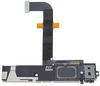 Шлейф Lenovo K900 нижняя плата с разъемом зарядки, наушников и динамиком