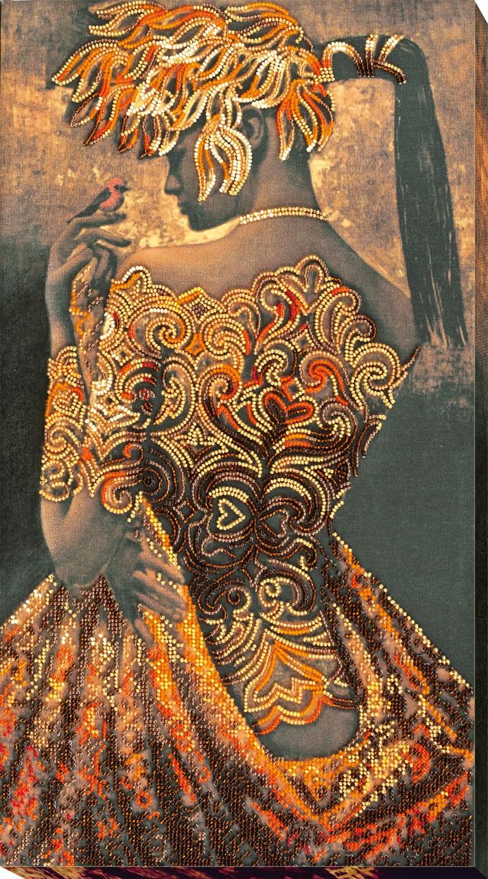 Набор для вышивки бисером Золото ночи