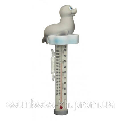Термометр игрушка Kokido K265DIS/6P Тюлень