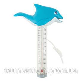 Термометр іграшка Kokido K785BU/6P Дельфін