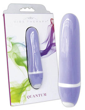 Мини-Вибратор  QUANTUM лиловый