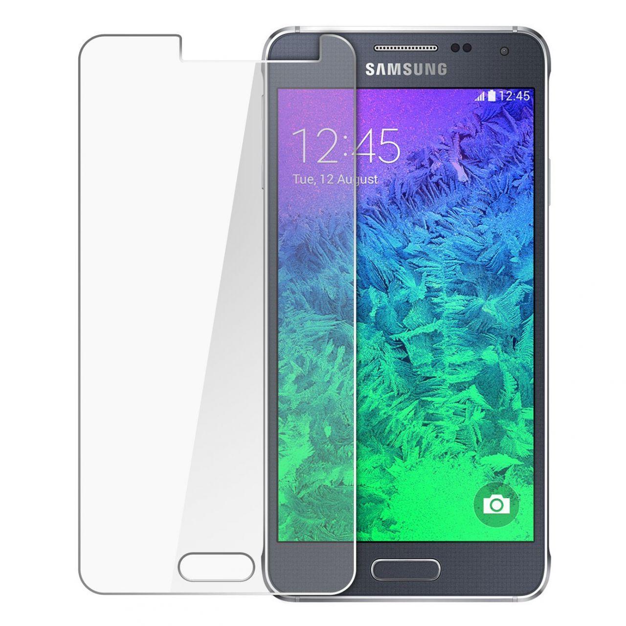 Защитное стекло 1TOUCH Samsung G850 Galaxy Alpha