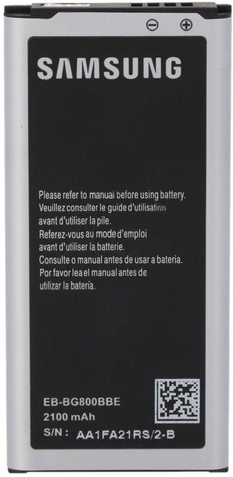 Аккумулятор Samsung G800H Galaxy S5 mini / EG-BG800BBE (2100 mAh) Original