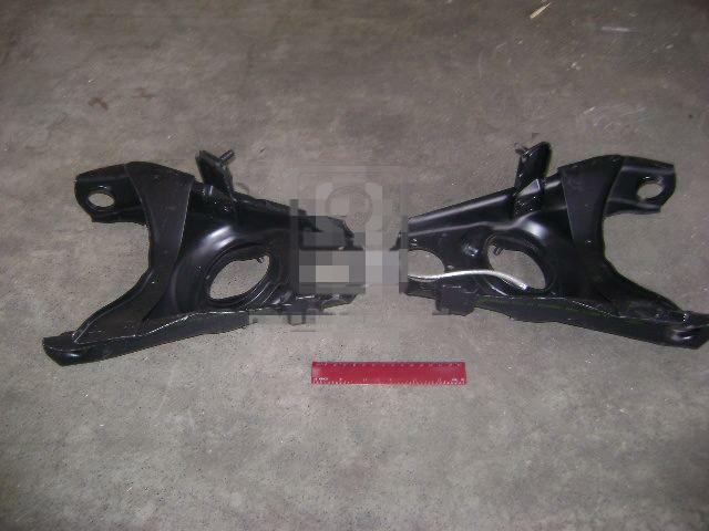 Рычаг нижний ВАЗ 2101-2107 (комплект: правый+ левый) Деталь-Ресурс (ВИС-С). 2101-2904020/21
