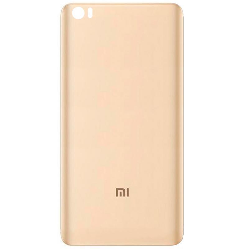 Задняя крышка Xiaomi Mi Note Gold OR