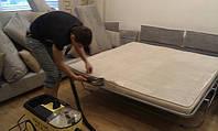 Чистка мягкой мебели, химчистка мебели на дому Киев!