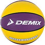 Мяч баскетбольный Demix, фото 3