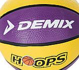 Мяч баскетбольный мини Demix, фото 2