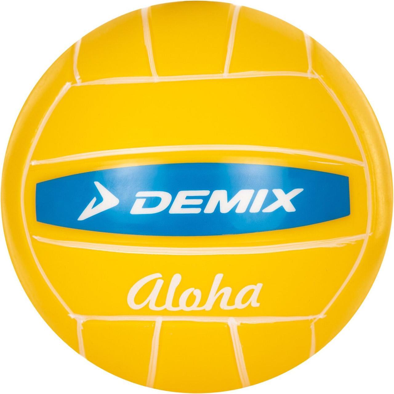 Мяч волейбольный сувенирный Demix, Красный, 1