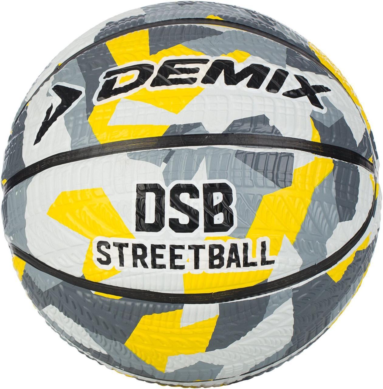 Мяч баскетбольный Demix Street