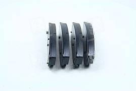 Колодки тормозные передние KIA SORENTO 3.3 V6, 2.5CRDI 02- (SANGSIN). SP1153
