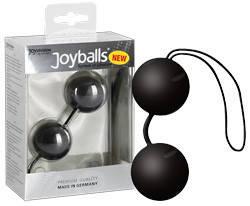 Вагинальные шарики Joyballs черные