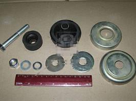 Комплект крепления опоры двигателя передний задний в сборе ГАЗ 51,52, 66, УАЗ, ПАЗ (10 комплектующих) (СЗРТ). 3205-1001000-10