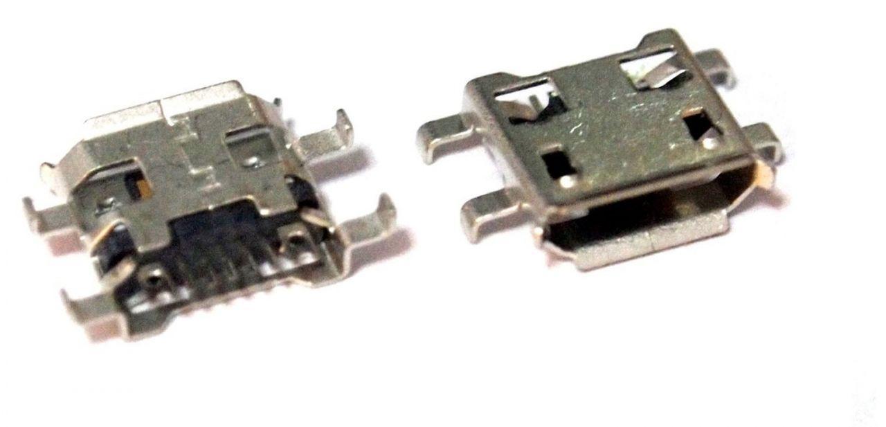 (Коннектор) Разъем зарядки Lenovo P700i / K860 / S560 / S890 / S6000 / A369 / A706 / A680 / A808T / A938T