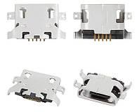 (Коннектор) Разъем зарядки Lenovo S820 / S650 / A328 / A390 / A536 / A670 / A670 / A800 / A820 /A830 / A850 / P780 / S920
