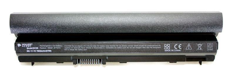 Аккумулятор для ноутбука Dell Latitude E6220 (09K6P) 11.1V 7800mAh (NB00000266) PowerPlant