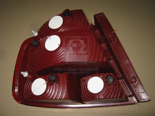 Фонарь задний правый CHEVROLET AVEO T200 04-06 (TEMPEST). 016 0105 F4C