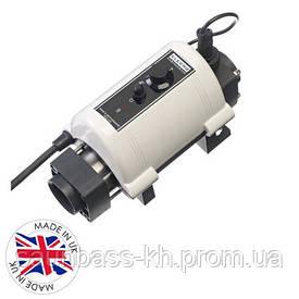 Електронагрівач Elecro Nano Spa Incoloy/Steel 3 кВт 230В