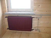 Демонтаж радиатора отопления