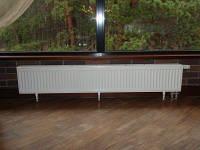 Чистка радиаторов отопления. Киев