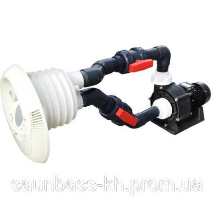 Протитечія AquaViva WTB400T 80 м3/год (380В)