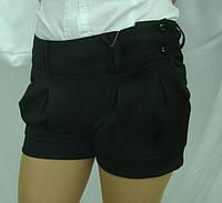 Детские школьные шорты для девочек 330 / в расцветках, фото 1