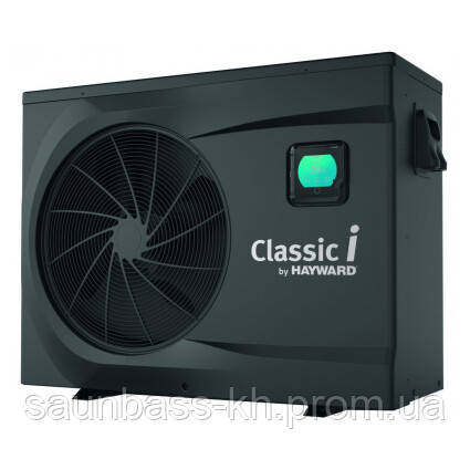 Hayward Тепловой насос Hayward Inverter 15 (10-25 м3, тепло/холод, 7.3 кВт)