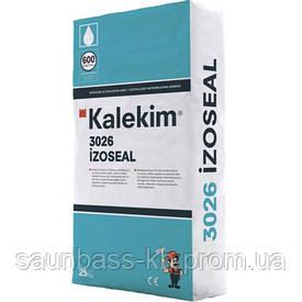 Гідроізоляційний кристалічний матеріал Kalekim Izoseal 3026 (25 кг) уцінений
