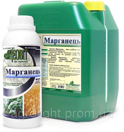 Удобрение моно Марганец 1л купить