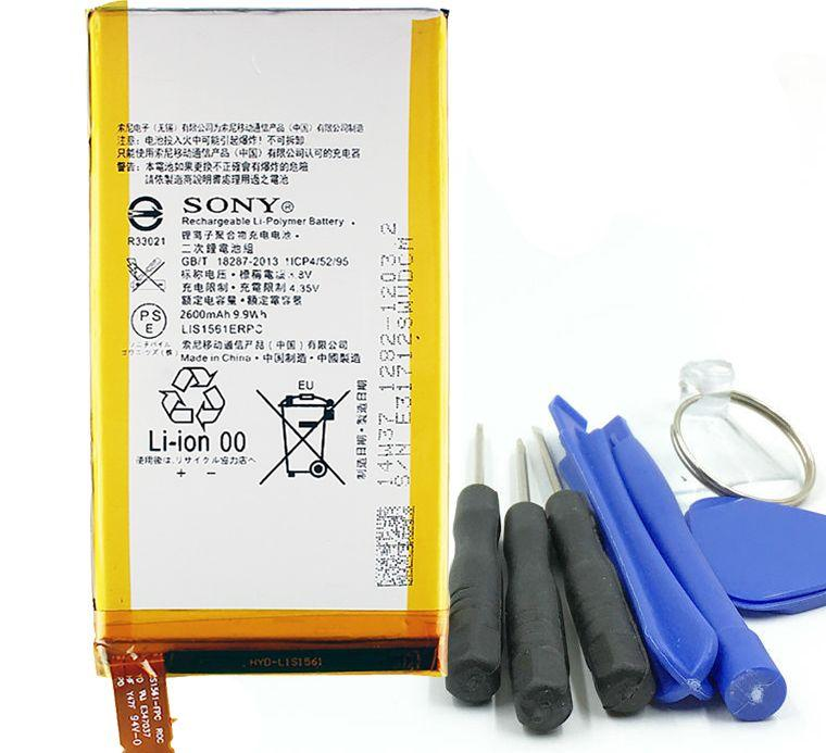 Аккумулятор Sony D5803 Xperia Z3 Compact / LIS1561ERPC (2600 mAh) Original + набор для открывания корпусов