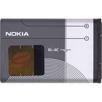 Аккумулятор Nokia BL-6C (1150 mAh) класс АА, фото 1