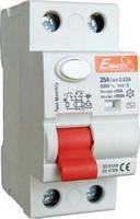 УЗО 1-63 2п. 25А 30mA  (ElectrO TM)