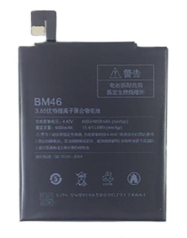 Аккумулятор Xiaomi Redmi Note 3 / BM46 (4000 mAh) 12 мес. гарантии