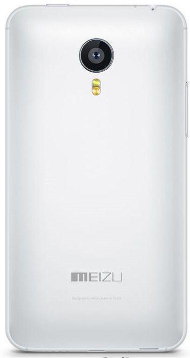 Задняя крышка корпуса Meizu MX4 White