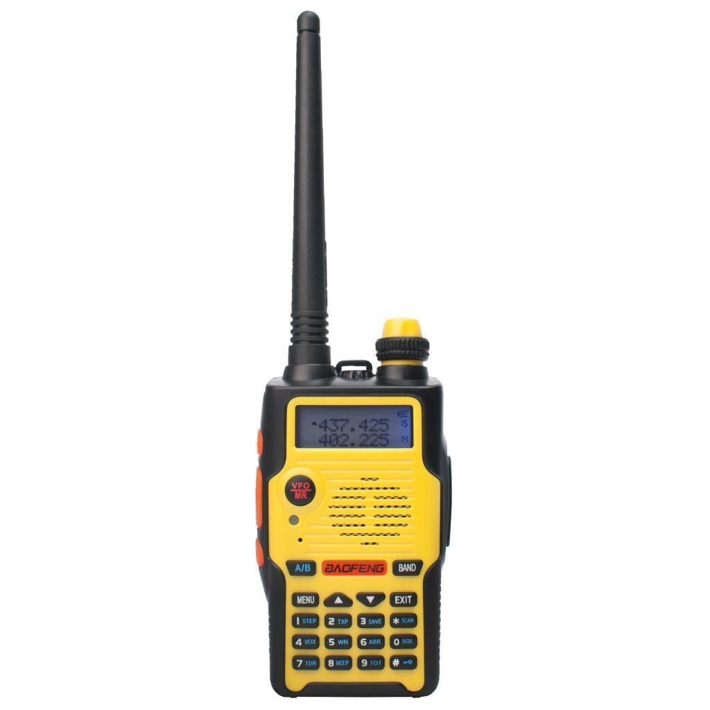 Портативная рация Baofeng B-580T Yellow
