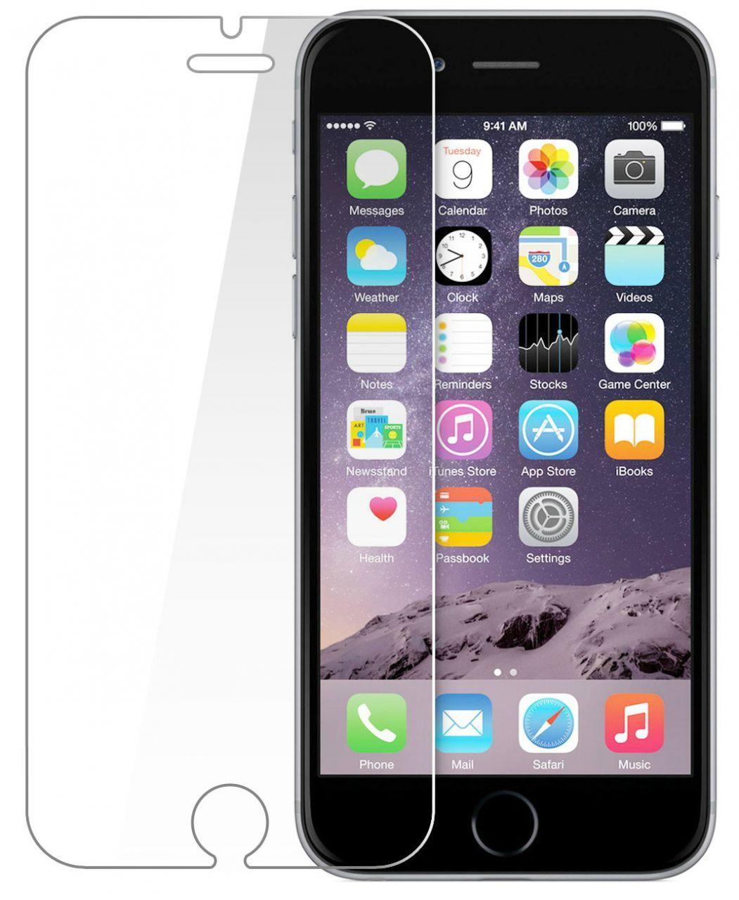 Защитное стекло 1TOUCH Apple iPhone 7 Plus, iPhone 8 Plus