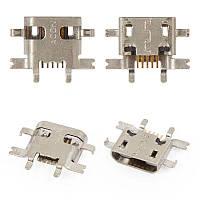 (Коннектор) Разъем зарядки Asus ZenFone 2 (ZE550ML/ZE551ML)