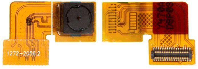 Камера Sony C6802 Xperia Z Ultra / C6806 Xperia Z Ultra / C6833 Xperia Z Ultra фронтальная