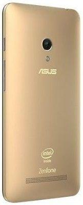 Задняя крышка корпуса Asus ZenFone 5 A500CG / A500KL / A501CG Gold