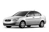 Чехлы Hyundai Accent (Хюндай Акцент) 2006-10г.