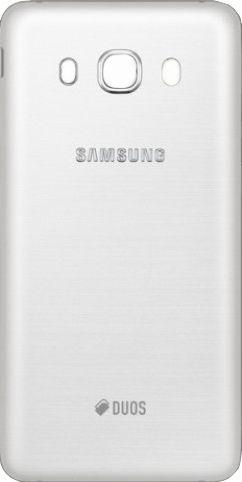 Задняя крышка корпуса Samsung Galaxy J5 2016 J510F Original White