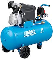 Компрессор Abac FC2/50 FCDA404XXX ресивер 50л, вход 222 л/мин, давление 8 бар, 1.5 кВт MTG