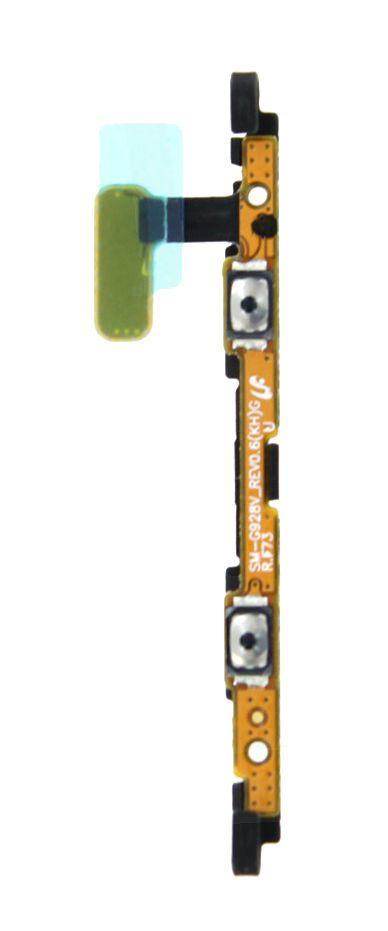 Шлейф Samsung G928F Galaxy S6 Edge+ с кнопками регулировки громкости Original