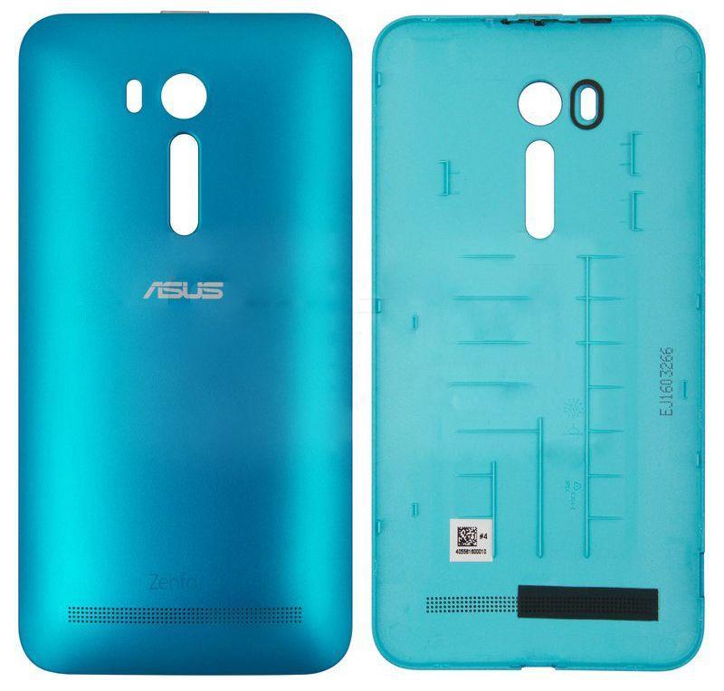 Задняя крышка корпуса Asus ZenFone Go (ZB551KL) Original Blue