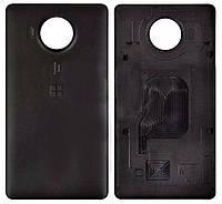 Задняя крышка корпуса Microsoft (Nokia) Lumia 950 XL (RM-1085) Black