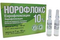 Норофлокс 10% 1мл №10