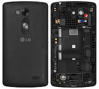 Корпус Lg D290 L Fino / D295 L Fino Dual Original Black (с разборки)